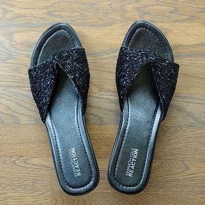 2/$20 Kenneth Cole Sandal Wedges-  Size 8.5